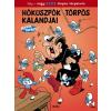 Móra Kiadó Hupikék Törpikék 1. - Hókuszpók törpös kalandjai