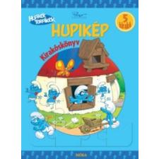 Móra Kiadó Hupikék Törpikék - Hupikép kirakós puzzle, kirakós