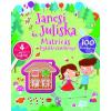 Móra Kiadó Jancsi és Juliska matricás foglalkoztatókönyv