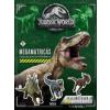 Móra Kiadó Jurassic World Bukott Birodalom - Megamatricás foglalkoztatókönyv