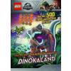 Móra Kiadó LEGO Jurassic World - Dínókaland - Matricás foglalkoztató