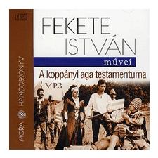 Móra Könyvkiadó A koppányi aga testamentuma - Hangoskönyv (MP3) - Benkő Péter előadásában hangoskönyv