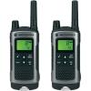 """Motorola Adóvevő, pár, cseppálló, MOTOROLA """"TLKR T80"""", szürke (1 db)"""