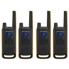 Motorola T82 Extreme Quad Pack walkie-talkie