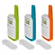 Motorola TLKR T42 (3 db) walkie-talkie