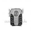 Motorola V360 billentyűzet ezüst-fekete