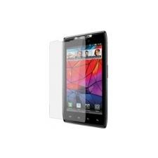 Motorola XT910 Razr kijelző védőfólia mobiltelefon előlap