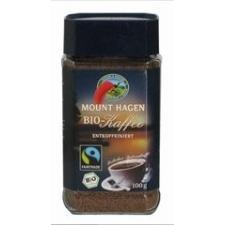 Mount Hagen Koffeinmentes Instant bio kávé 100 g kávé