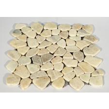 Mozaik Garth, burkolat - folyami kőzet csempe