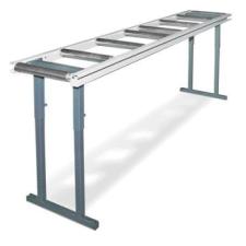 MRB LC-C görgős anyagtovábbító asztal 2m / 100kg/m (mag. 760-1000mm) barkácsgép tartozék