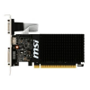 MSI GeForce® GT 710 videokártya, 1GB DDR3, 64-bit (GT7101GD3HLP)