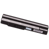 MSI Wind U100X 2200 mAh 3 cella fekete notebook/laptop akku/akkumulátor utángyártott