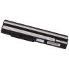 MSI Wind U270 2200 mAh 3 cella fekete notebook/laptop akku/akkumulátor utángyártott