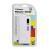 Msonic POWER BANK 13000MAH, LI-ION MY2590WB BLUE