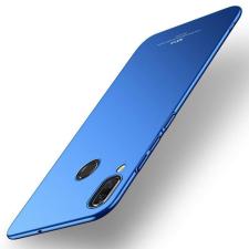 MSVII Egyszerű Ultra-Thin PC Cover tok telefontok hátlap Huawei P intelligens Plus kék tok és táska