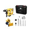 Msw Fúrókalapács készlet BOH-1800-1-SET - munkavédelmi kesztyű - 1.800 W
