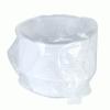 Műanyag eldobható mély tányér 500 ml-es 50 db