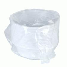 Műanyag eldobható mély tányér 500 ml-es 50 db eldobható termék