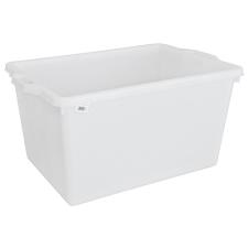 Műanyag tároló ICS P23001, 65 literes, szögletes borászati kellék