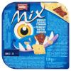 Müller Mix Monster Blue vanília ízű joghurt kekszkeverékkel 130 g