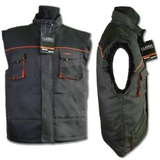 Munkavédelmi Téli Mellény Classic OC ,270 g/m, 65% PES- 35% P, Minőség: 4x*** (Munkavédelmi téli)