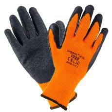 Munkavédelmi URG 1020 Téli kesztyű, latex bevonat (Téli kesztyű Winter)