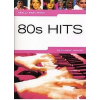 Music Sales Really Easy Piano: 80s Hits
