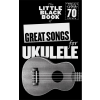 Music Sales The Little Black Songbook: Great Songs For Ukulele