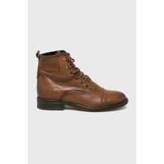 Mustang - Magasszárú cipő - aranybarna - 1434924-aranybarna