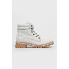 Mustang - Magasszárú cipő - fehér - 1441214-fehér