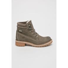 Mustang - Magasszárú cipő - szürke - 1432550-szürke