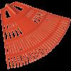 MUTA Lombseprű műanyag, 75cm, íves AR-7011 (13412)