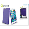 Muvit Apple iPhone 6 Plus/6S Plus hátlap - Muvit miniGel - lila