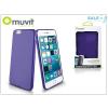 Muvit Apple iPhone 6 Plus/6S Plus hátlap - Muvit miniGel - lila