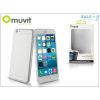 Muvit Apple iPhone 6 Plus/6S Plus hátlap - Muvit miniGel - transparent