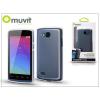 Muvit LG H220 Joy hátlap - Muvit miniGel - transparent