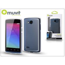 Muvit LG H220 Joy hátlap - Muvit miniGel - transparent tok és táska