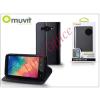 Muvit LG L60 X145 flipes tok kártyatartóval - Muvit Wallet Folio - black