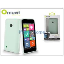 Muvit Nokia Lumia 530 hátlap - Muvit miniGel - transparent tablet tok