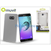 Muvit Samsung A710F Galaxy A7 (2016) hátlap - Muvit ThinGel - transparent