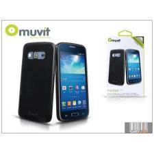 Muvit Samsung G3815 Galaxy Express 2 hátlap - Muvit miniGel Glazy - black tok és táska