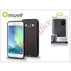 Muvit Samsung SM-A500F Galaxy A5 hátlap - Muvit miniGel - black