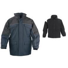 MV kék/fekete 4az 1-ben RIPSTOP kabát S-XXXL méretek