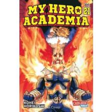 My Hero Academia 21 – Kohei Horikoshi,Antje Bockel idegen nyelvű könyv