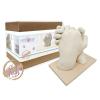 MyBBPrint XL TALAPZATOS kéz szobor készítő akár 2 felnőtt kezéhez - baba és felnőtt, lábszobor, kézszobor, lenyomat