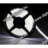 N/A 3528 LED szalag 30 LED/m hideg fehér IP44