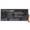 N/A Huawei P8 2600 mAh LI-Polymer utángyártott akkumulátor (HB3447A9EBW kompatibilis)