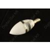 N/A LED izzó E14 gyertya 3W 330 Lm meleg fehér