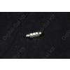 N/A LED izzó szofita 12V 3 smd 5050 36mm LED izzó CAN-BUS