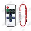 N/A LED szalag dimmer 3528,5050,5630 3 gombos 12A 144W/288W fényerőszabályzó távirányító